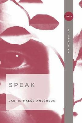 Speak (Platinum Edition) by Anderson, Laurie Halse
