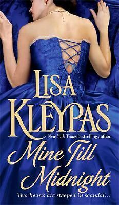 Mine Till Midnight (The Hathaways, Book 1), Lisa Kleypas, Good Condition, Book