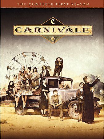 Carnivale: The Complete First Season, New DVD, Guy Chapman (II), Hot Pie,