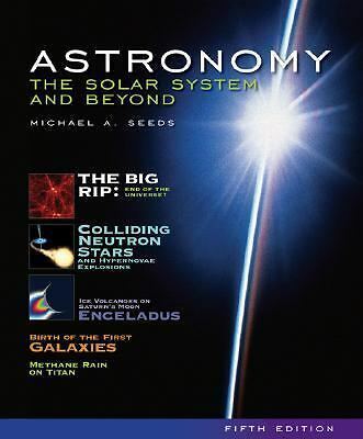 Astronomy: The Solar System and Beyond (with CengageNOW, Virtual Astronomy Labs
