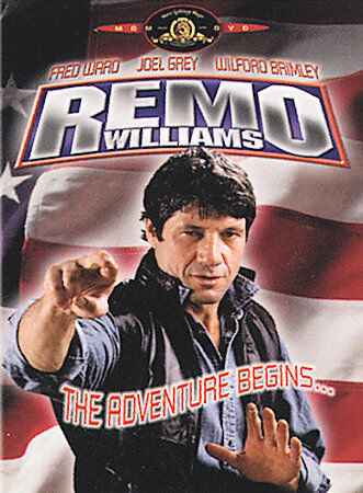 Remo Williams - The Adventure Begins by Fred Ward, Joel Grey, Wilford Brimley,