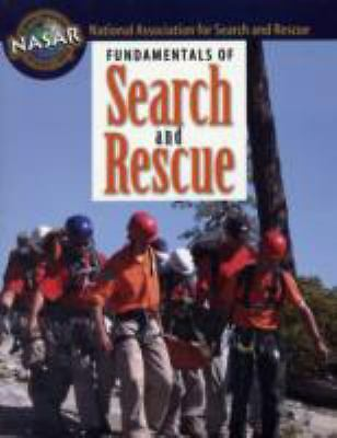 Fundamentals of Search and Rescue, NASAR, Good Book
