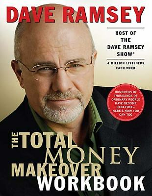 The Total Money Makeover Workbook, Dave Ramsey, Good Book