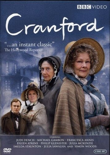 Cranford, Good DVD, Various, Various