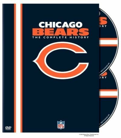 Chicago Bears: The Complete History by Mike Ditka, Walter Payton