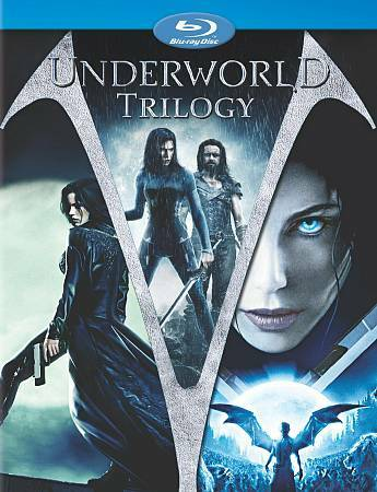 Underworld Trilogy (Underworld / Underworld: Evolution / Underworld: Rise of the