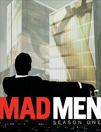 Mad Men: Season 1, Excellent DVD, Robert Morse, Christina Hendricks, January Jon