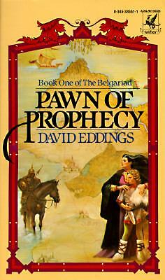 Pawn of Prophecy (Belgariad) by Eddings, David