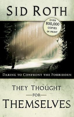 They Thought for Themselves: Ten Amazing Jews, Sid Roth, Good Condition, Book