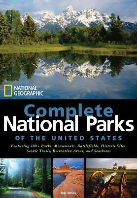 National Geographic Complete National Parks of the United States, Mel White, Goo