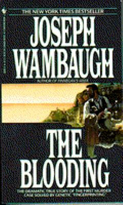 The Blooding, Joseph Wambaugh, Good Condition, Book