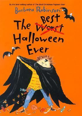 The Best Halloween Ever, , Good Condition, Book