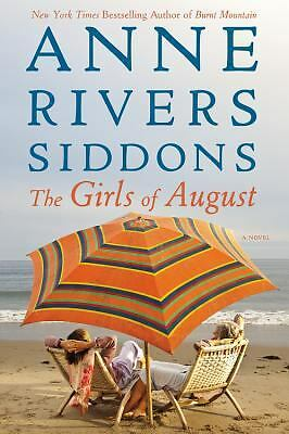 The Girls of August, Siddons, Anne Rivers, Good Book