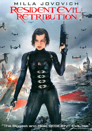 Resident Evil: Retribution (+ UltraViolet Digital Copy) by Milla Jovovich