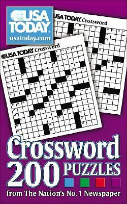 USA TODAY CROSSWORD, LLC Andrews McMeel Publishing, Good Book