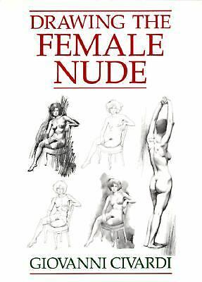 Drawing the Female Nude, Giovanni Civardi, Good Book