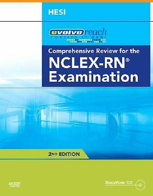 Evolve Reach Testing and Remediation Comprehensive Review for the NCLEX-RN® Exa