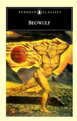 Beowulf: Old English Edition (Penguin English Poets), Anonymous, Good Condition,