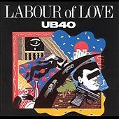 Labour of Love, UB40 (CD, 1984, Virgin/DEP International) 40% Donation included