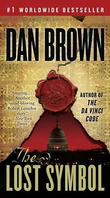 The Lost Symbol, Dan Brown, Good Condition, Book