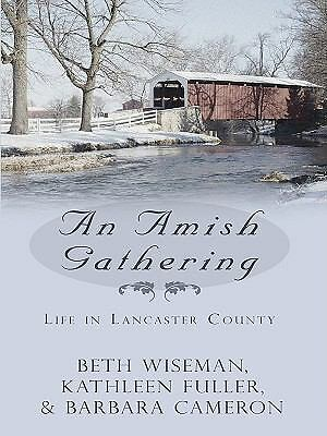An Amish Gathering: Life in Lancaster County Three Amish Novellas (Thorndike Chr
