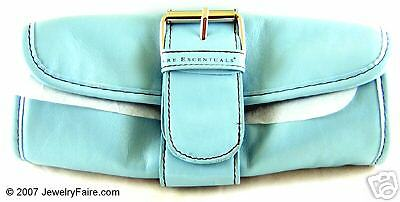 NEW!! Bare Escentuals BLUE PARADISE Makeup Bag!!
