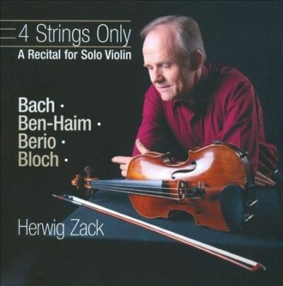 Four Strings Only, Herwig Zack, Good