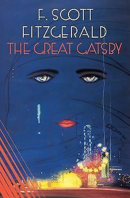 The Great Gatsby, F. Scott Fitzgerald, Good Book