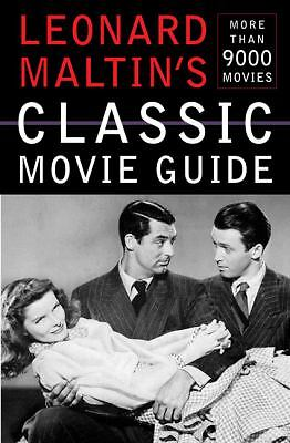 Leonard Maltin's Classic Movie Guide, Maltin, Leonard, Good Book