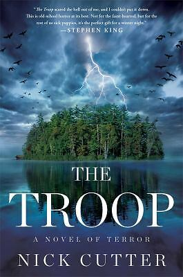 The Troop, Cutter, Nick, Good Book