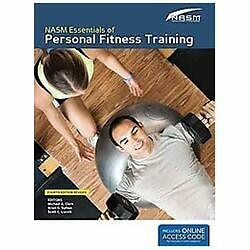 NASM Essentials Of Personal Fitness Training: Fourth Edition Revised, National A