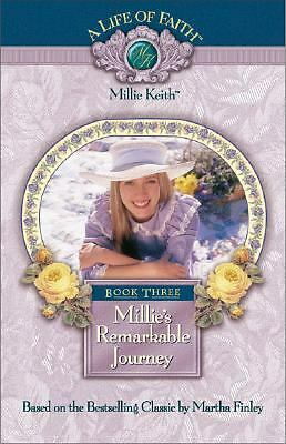Millie's Remarkable Journey, Book 3, Martha Finley, Good Book