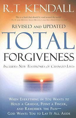 Total Forgiveness, R. T. Kendall, Good Book