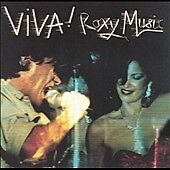 Viva! Roxy Music (Remastered/LP Slv) by Roxy Music CD 2001 - EMI/ Virgin