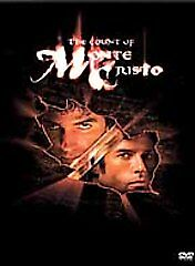 The Count of Monte Cristo, Good DVD, James Caviezel, Guy Pearce, Richard Harris,