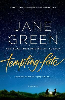 Tempting Fate, Green, Jane, Good Condition, Book