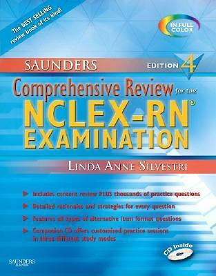 Saunders Comprehensive Review for the NCLEX-RN®  Examination (Saunders Comprehen
