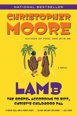 Lamb: The Gospel According to Biff, Christ's Childhood Pal, Christopher Moore, G