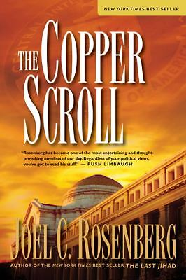 The Copper Scroll by Rosenberg, Joel C.