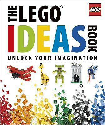 The LEGO Ideas Book by Lipkowitz, Daniel