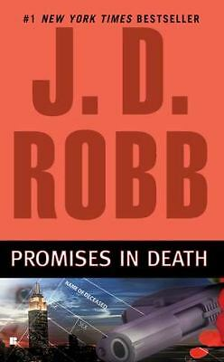 Promises in Death, J.D. Robb, Good Book