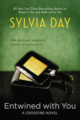 Entwined with You (Crossfire, No. 3) (A Crossfire Novel), Day, Sylvia, Good Book