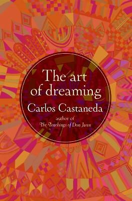 The Art of Dreaming, Carlos Castaneda, Acceptable Book