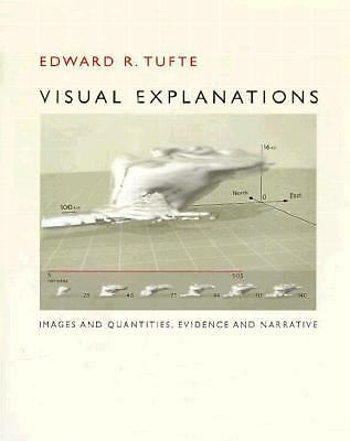 Visual Explanations: Images and Quantities, Evidence and Narrative, Edward R. Tu