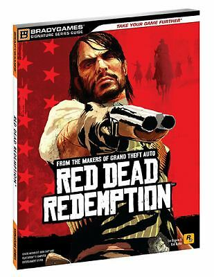 Red Dead Redemption Signature Series Strategy Guide (Bradygames Signature Series