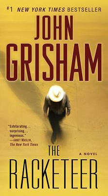 The Racketeer: A Novel, Grisham, John, Good Condition, Book