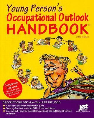 Young Person's Occupational Outlook Handbook, Us Department of Labor, Good Condi