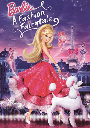 Barbie: A Fashion Fairytale, Good DVD, ,