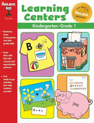 The Best of THE MAILBOX Centers (Grs. K-1) by The Mailbox Books Staff