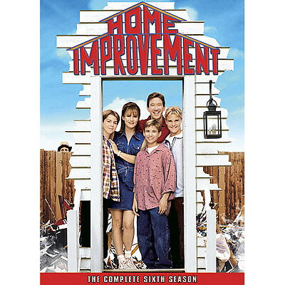 Home Improvement: Season 6 by Tim Allen, Patricia Richardson, Jonathan Taylor T
